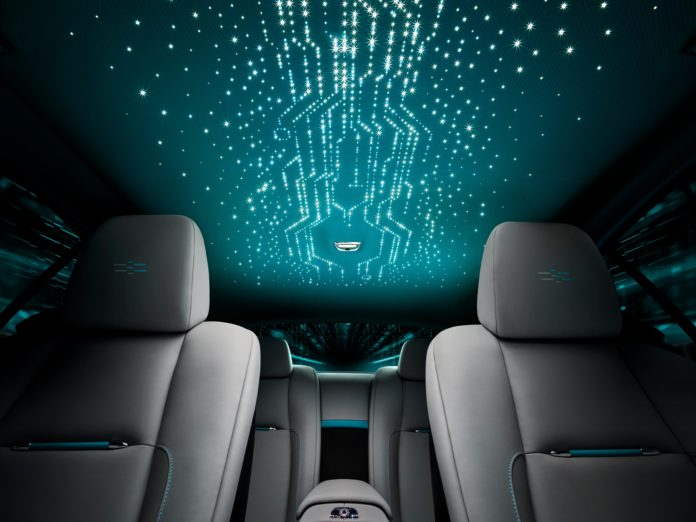 Rolls-Royce Challenges 50 Customers with Kryptos Collection Wraith