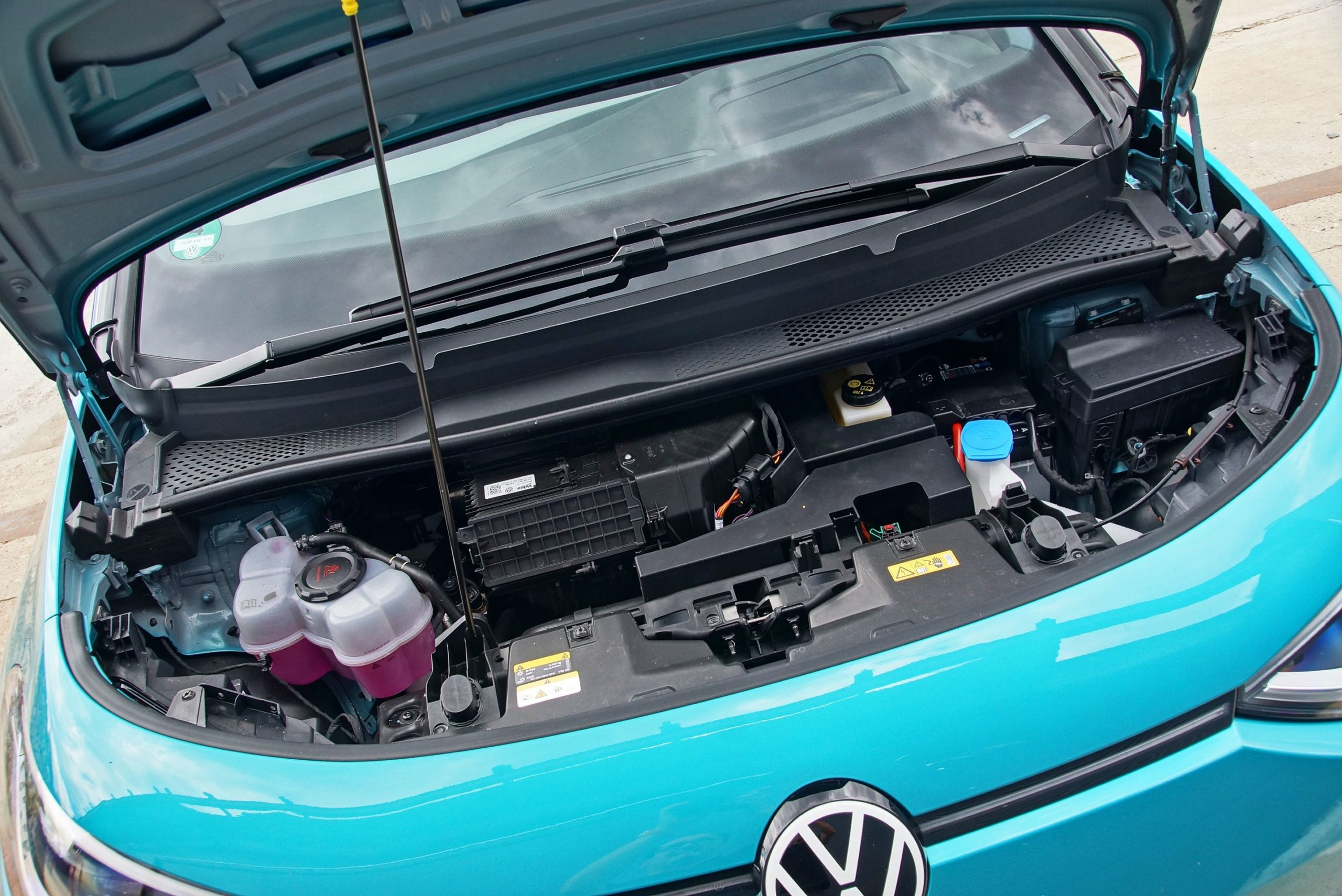 VW ID 3 Electric Bay