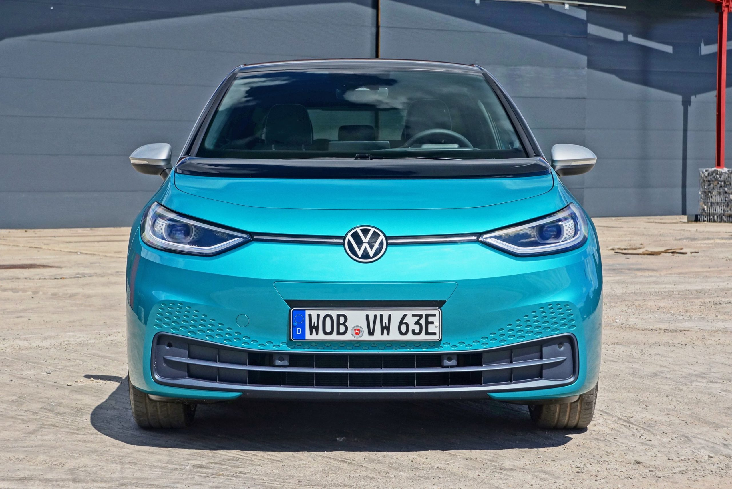 VW ID 3 Front