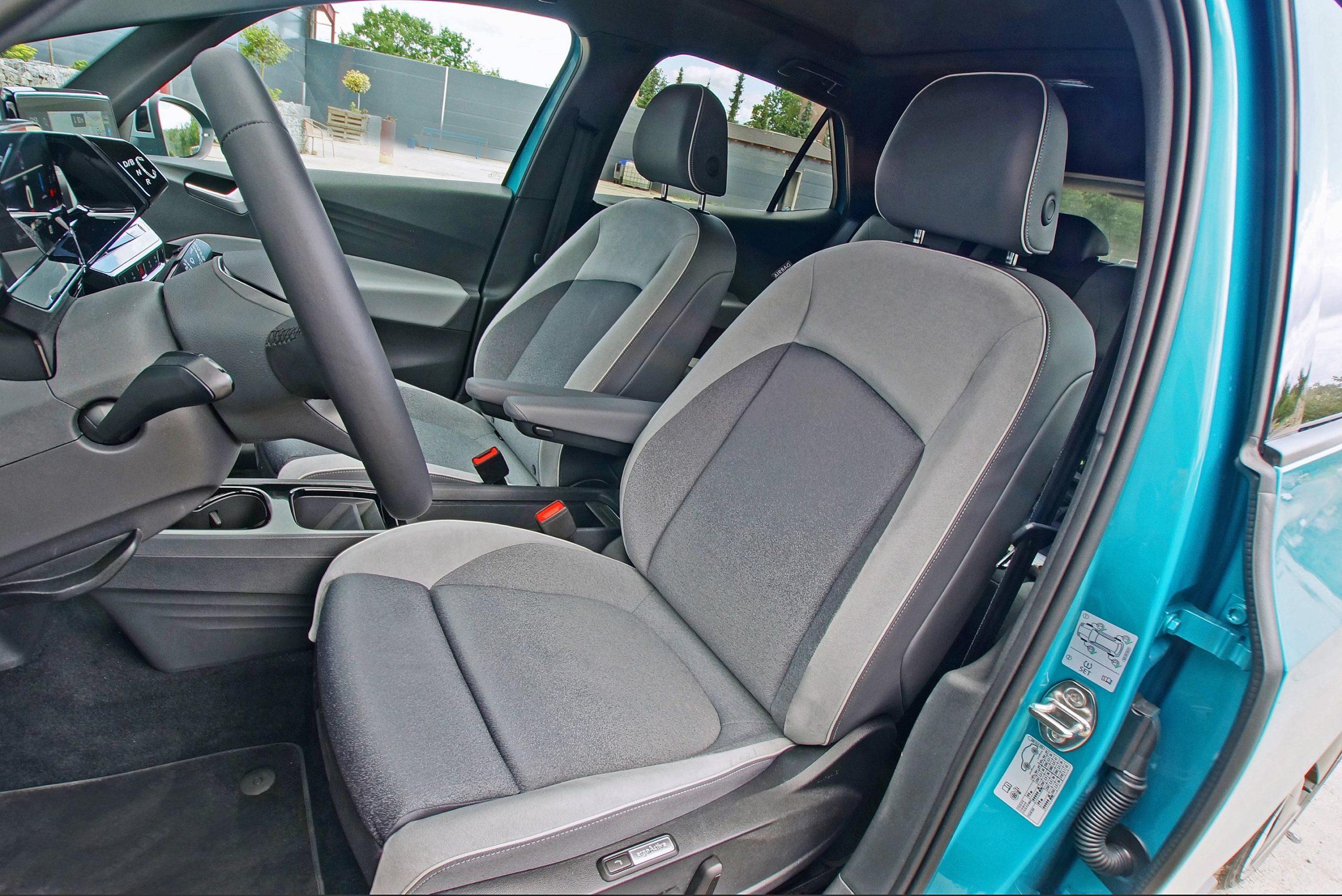 VW ID 3 Seats