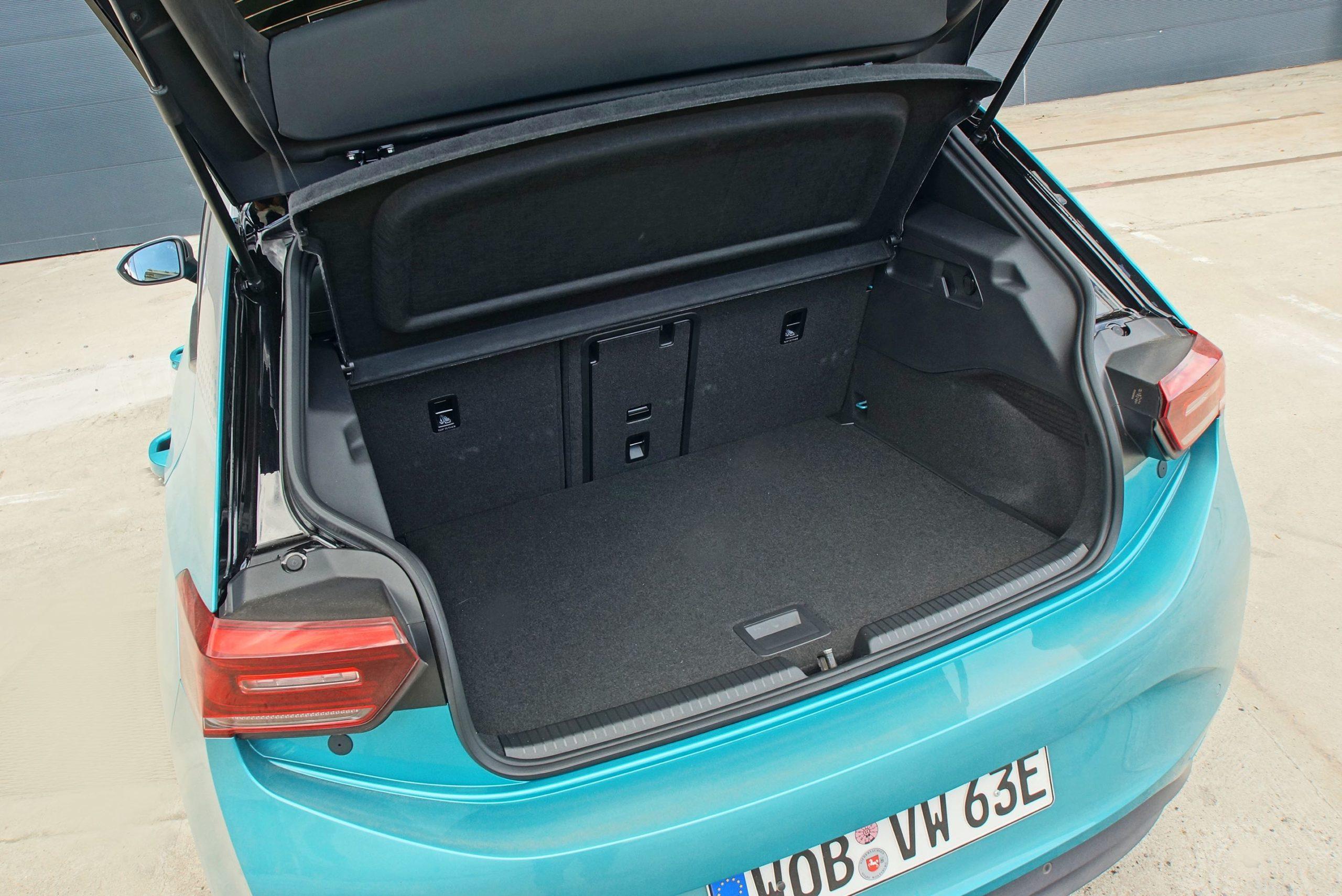 VW ID 3 Trunk