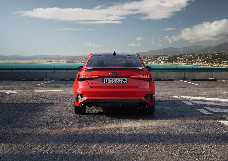 Audi S3 Sedan Rear