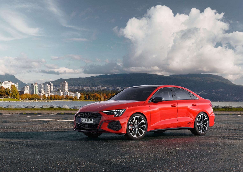 2021 Audi S3 Sedan
