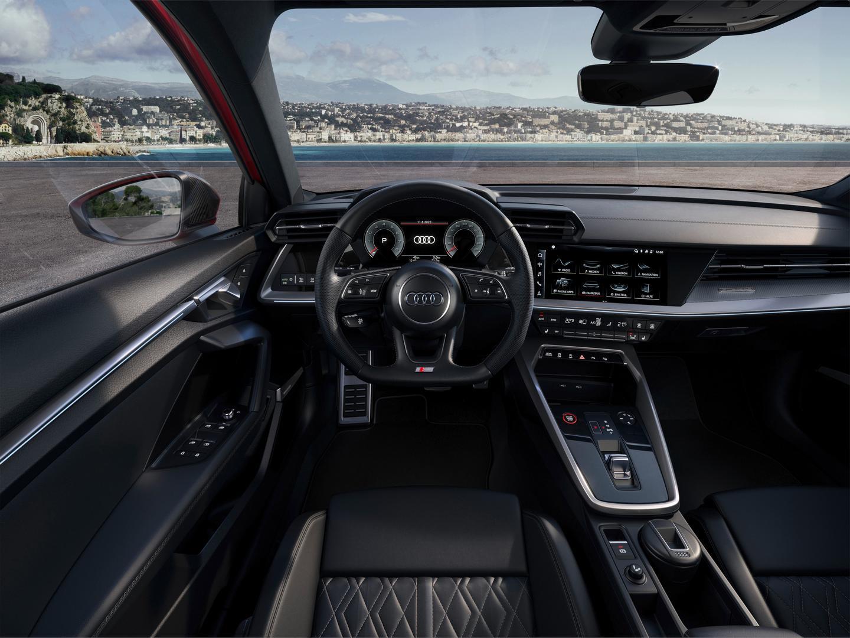 Audi S3 Sedan Interior