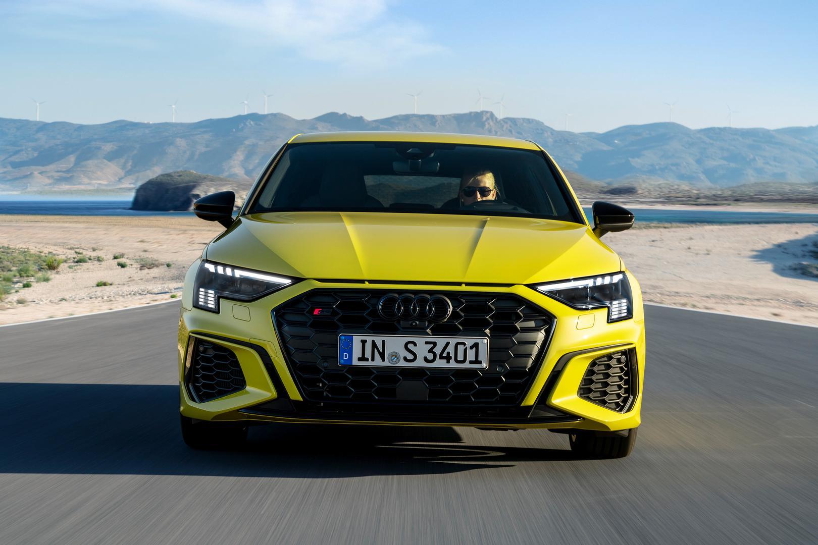 2021 Audi S3 Specs