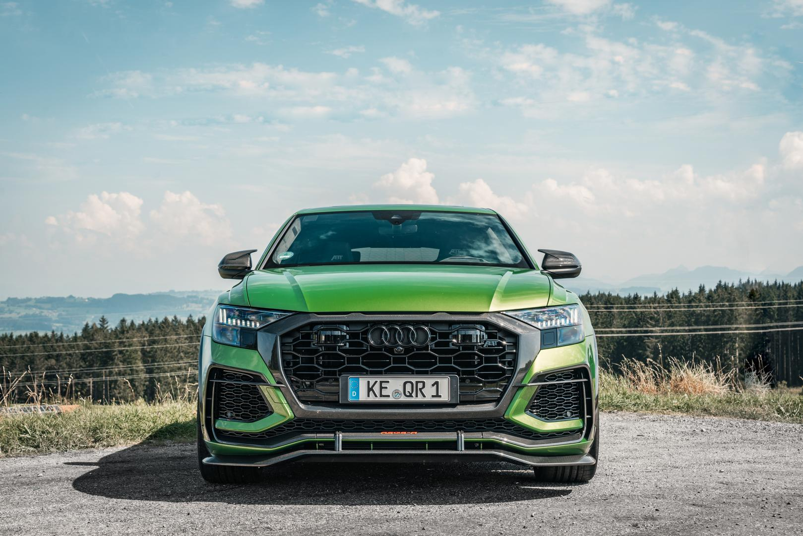 ABT Audi RSQ8-R Front