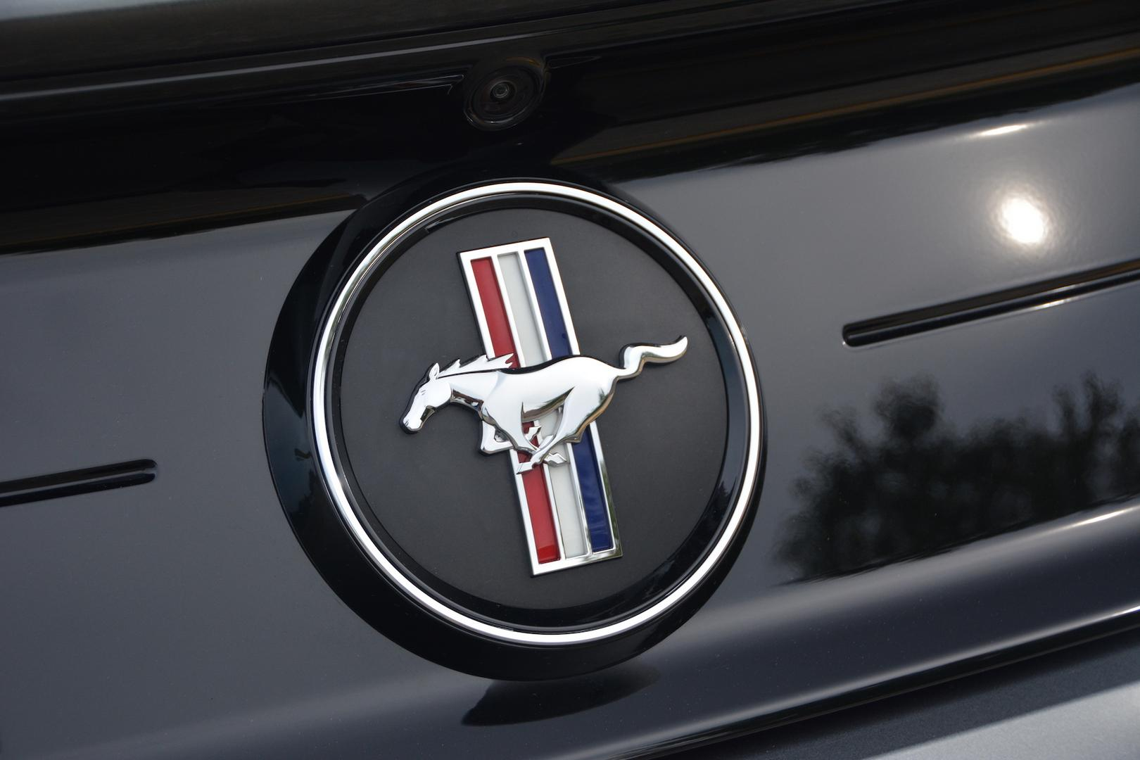 Ford Mustang EcoBoost Badge