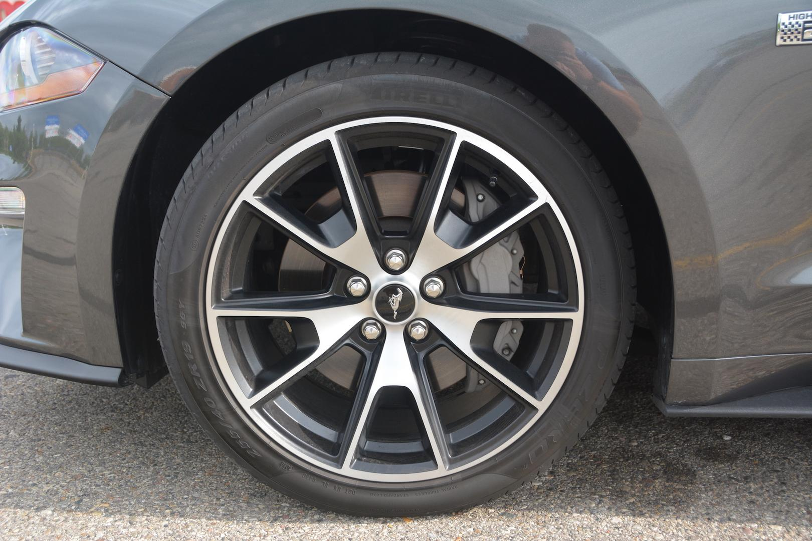 Ford Mustang EcoBoost Wheels