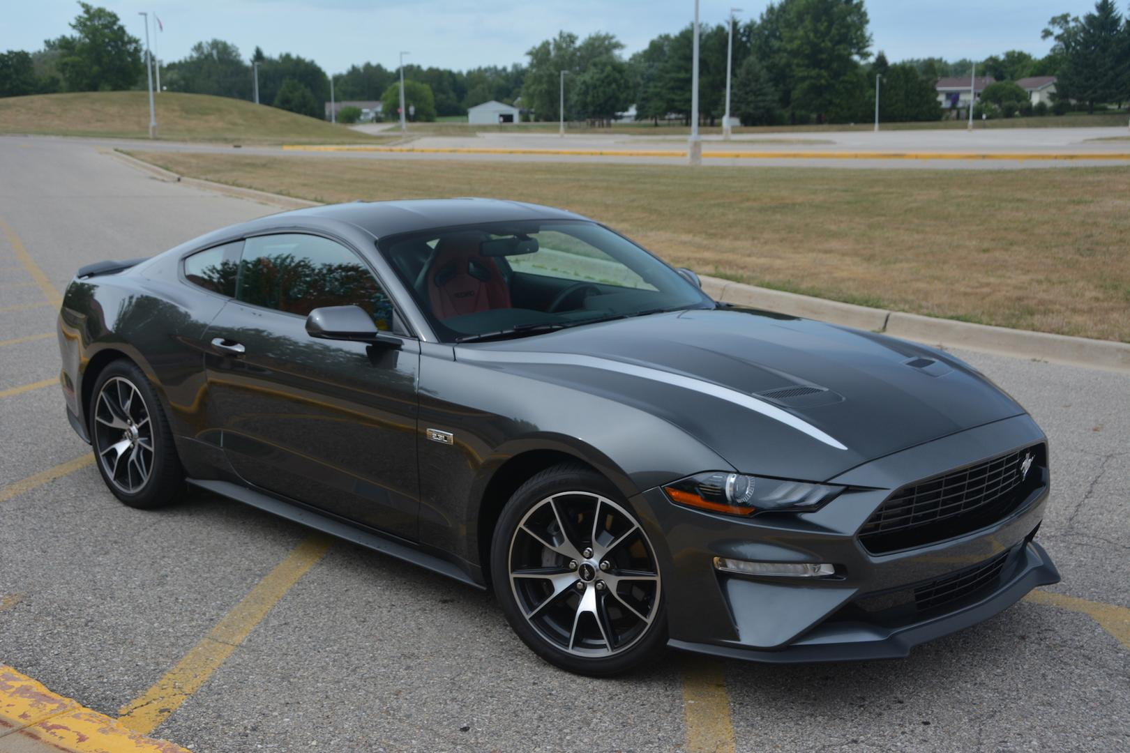 2020 Ford Mustang Ecoboost Premium Review
