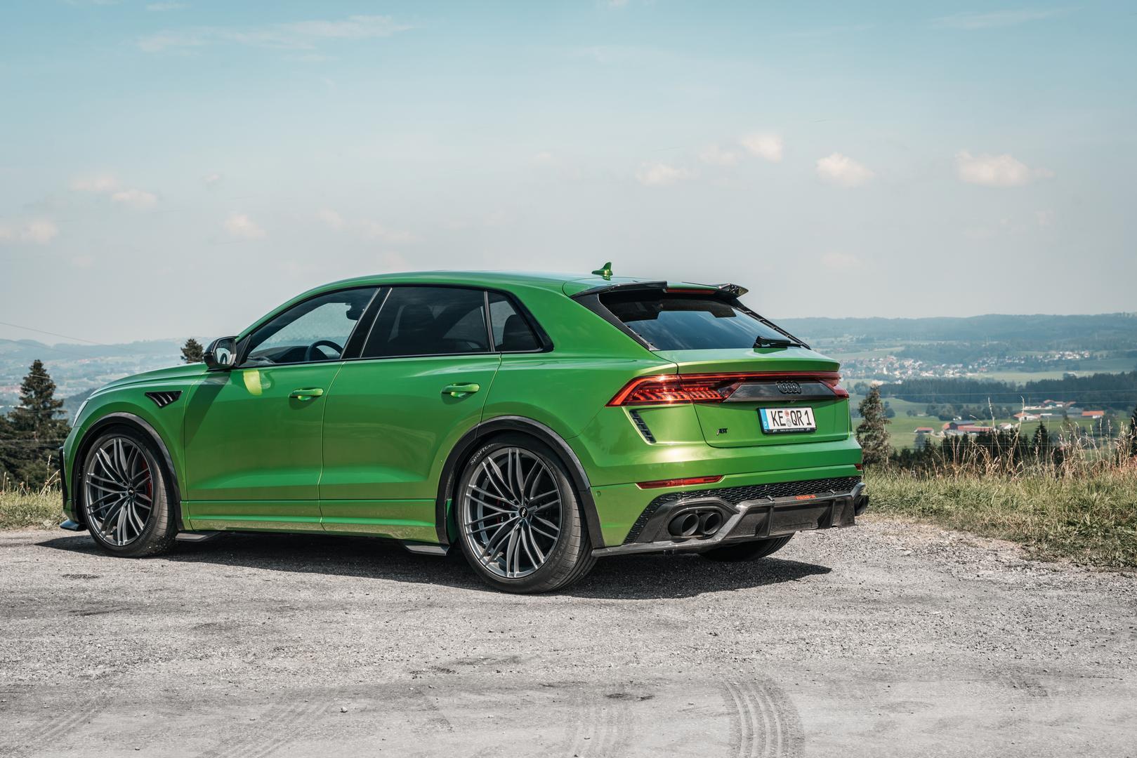 Green RS Q8