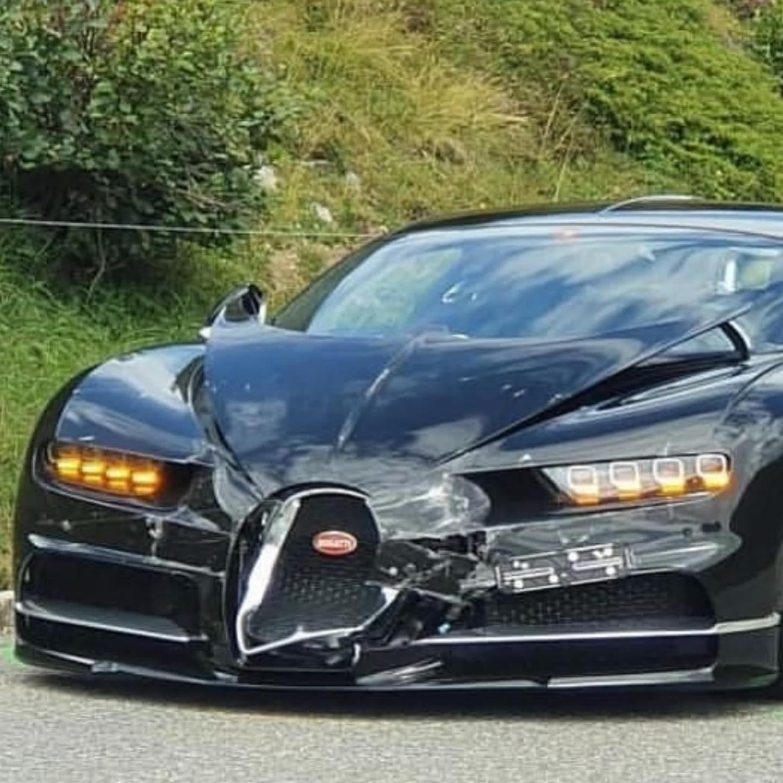 Bugatti Chiron Smash