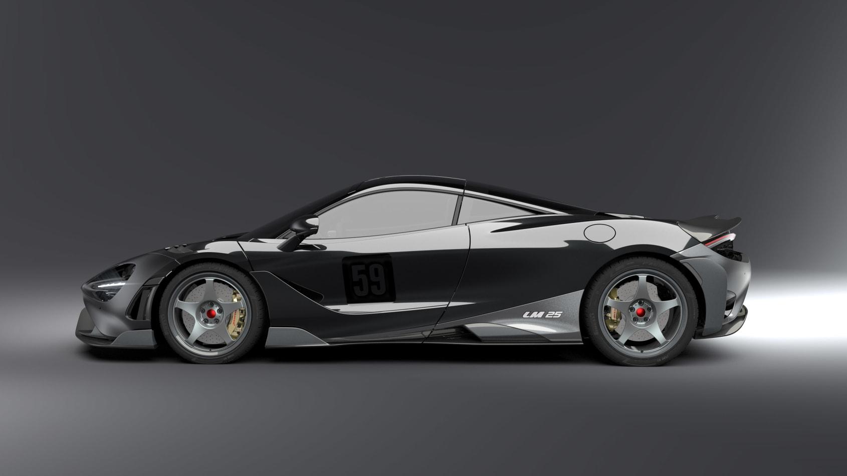 Lanzante McLaren