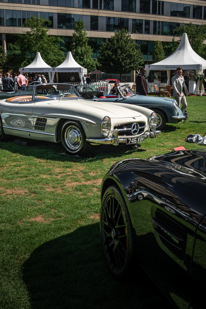 London Concours 300 SL Roadster
