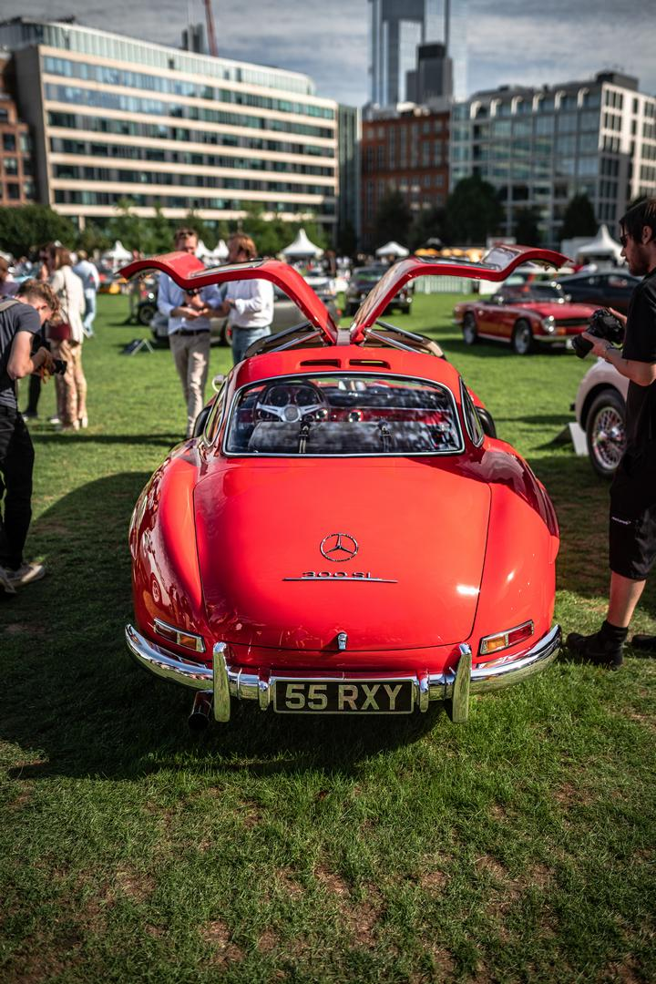 London Concours 300SL Gullwing