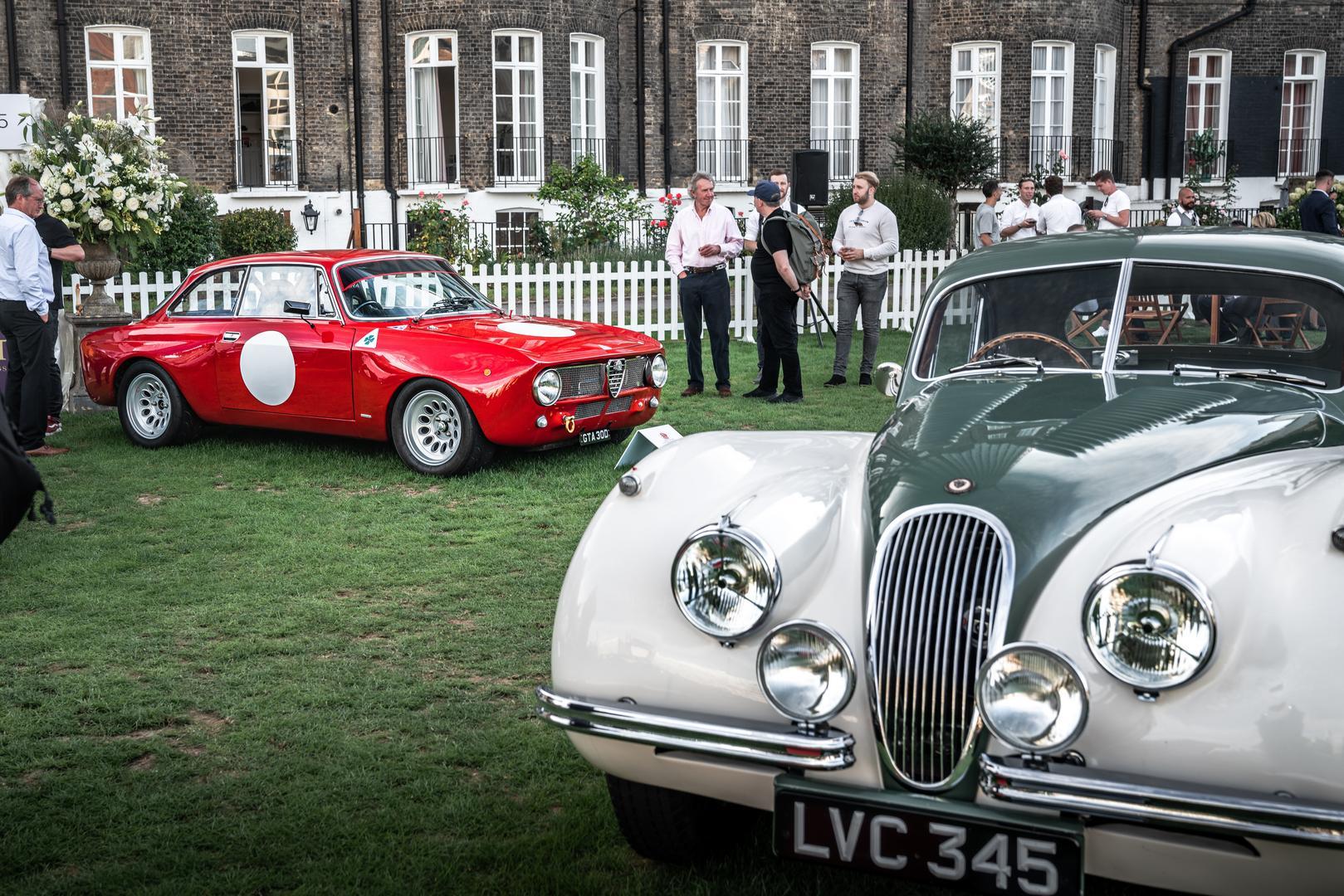 London Concours Alfa Romeo