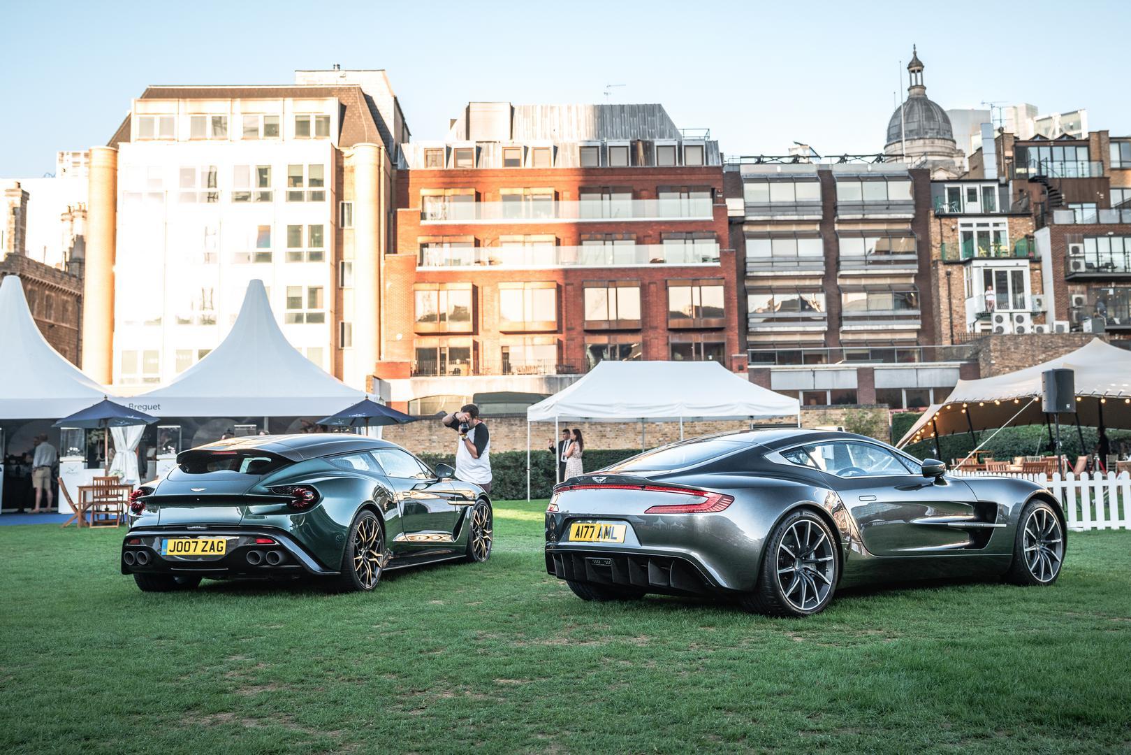 London Concours Aston Martin