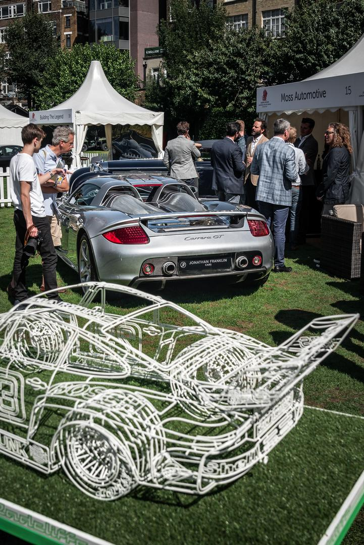 London Concours Carrera GT