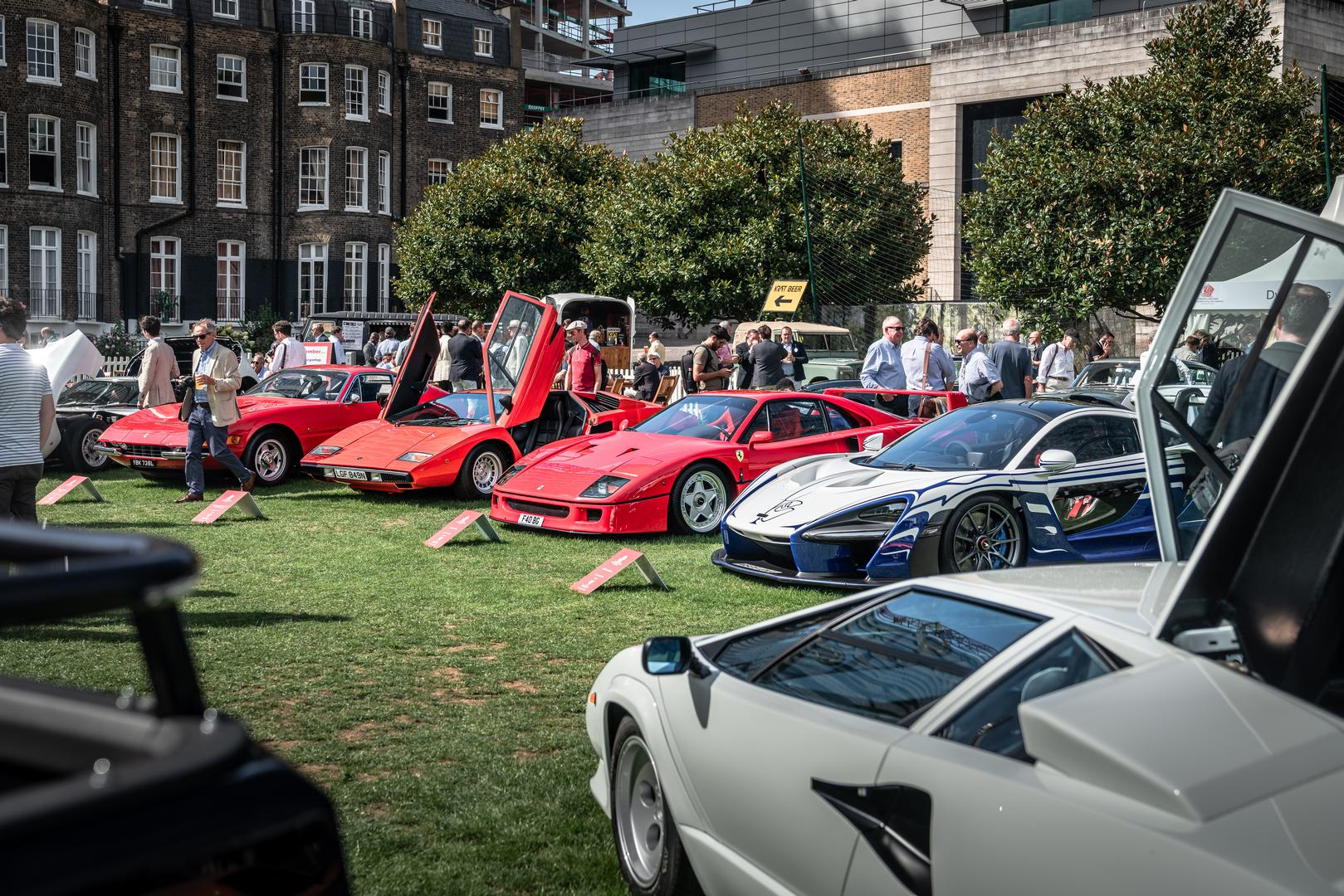 London Concours Hypercars