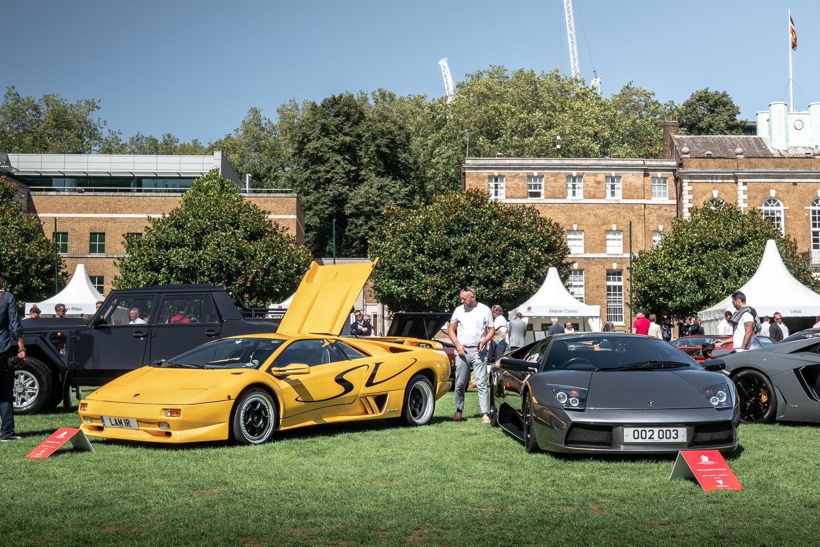 London Concours Lamborghini Diablo