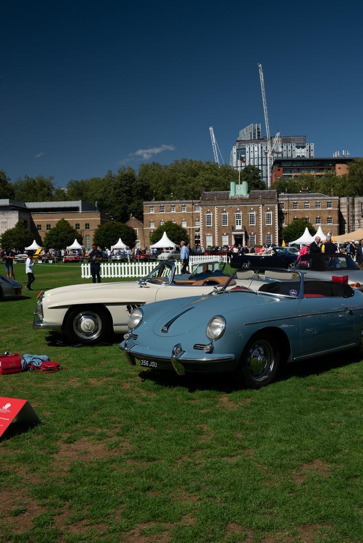 London Concours Porsche 356