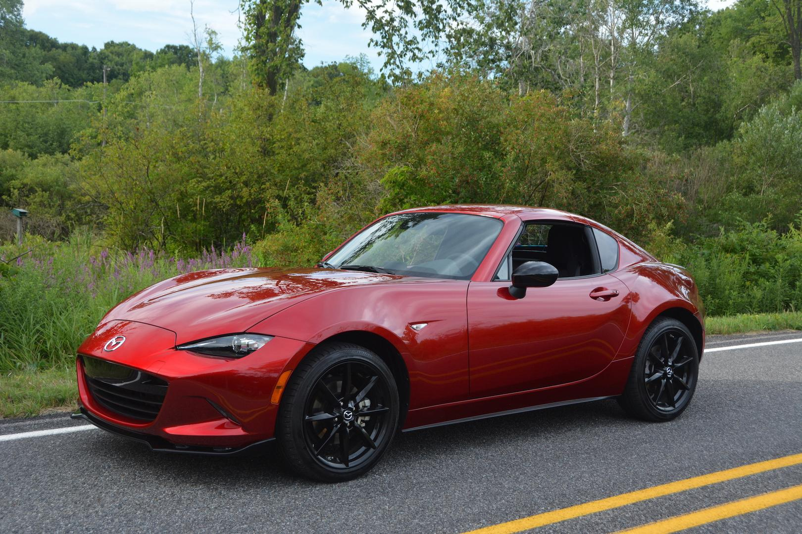 Mazda MX-5 Review