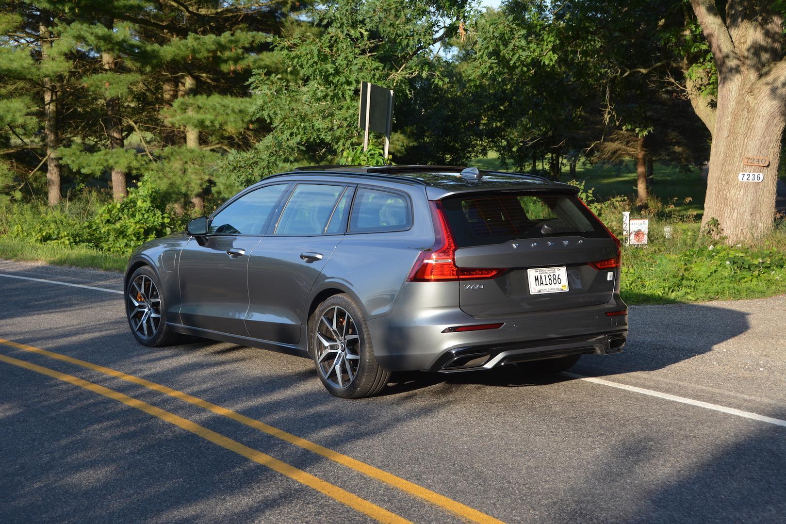 Volvo V60 T8 Polestar review