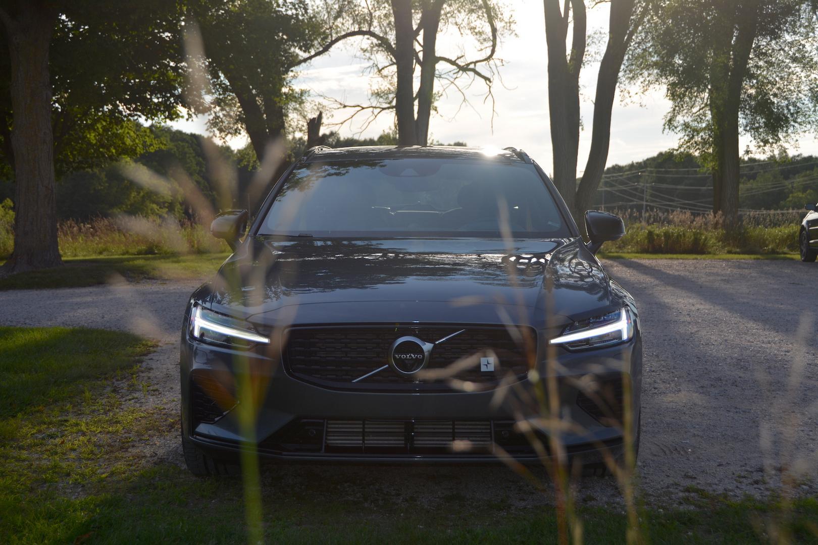 Volvo V60 T8 Polestar