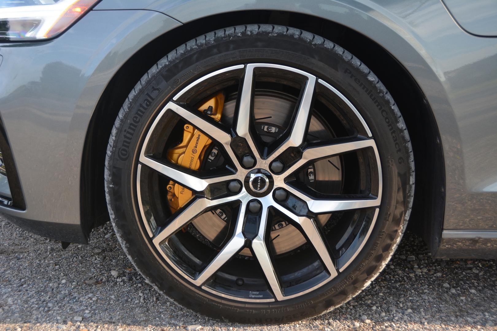 Volvo V60 Wheels