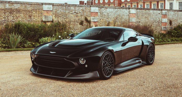1 of 1 Aston Martin Victor