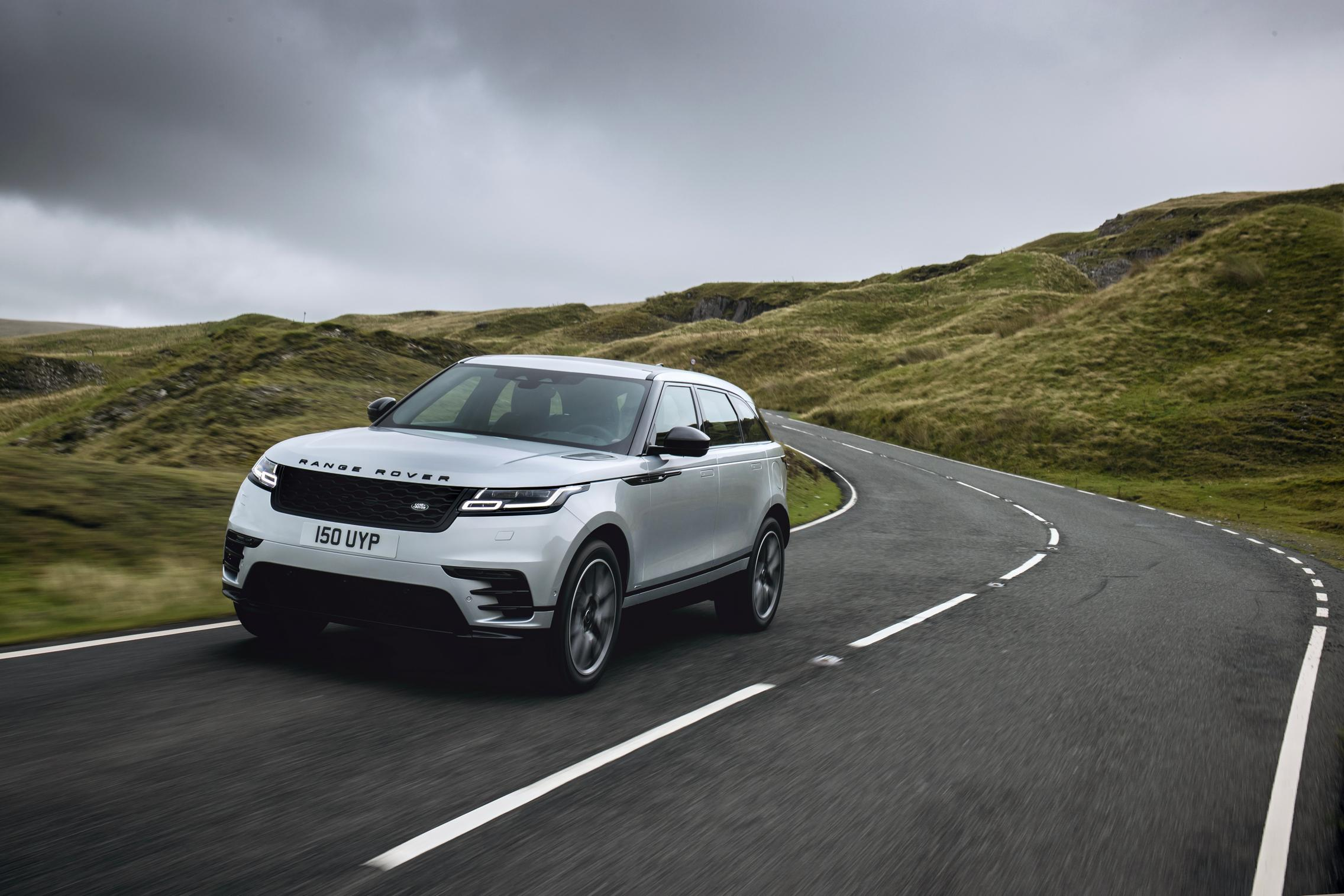 2021 Range Rover Velar Specs