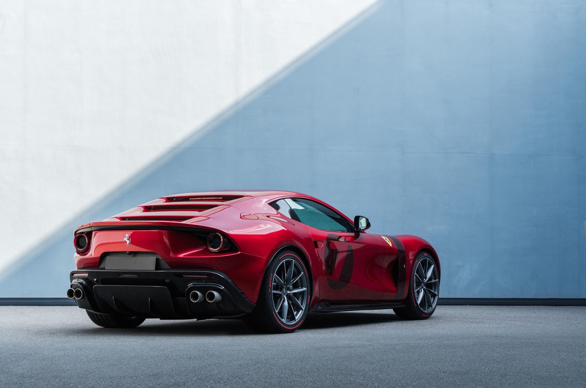 2020 Ferrari Omologata
