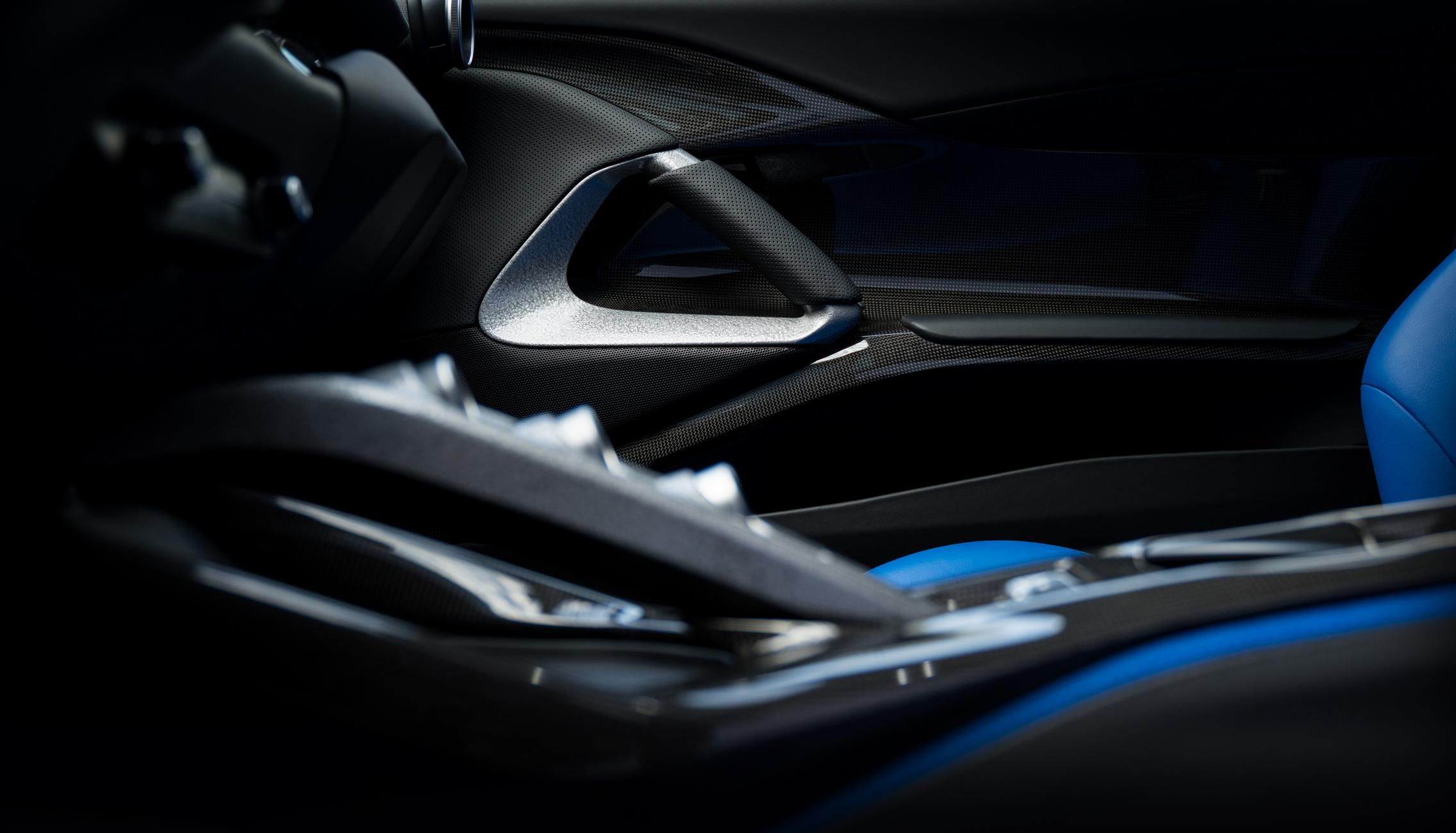 2020 Ferrari Omologata Interior