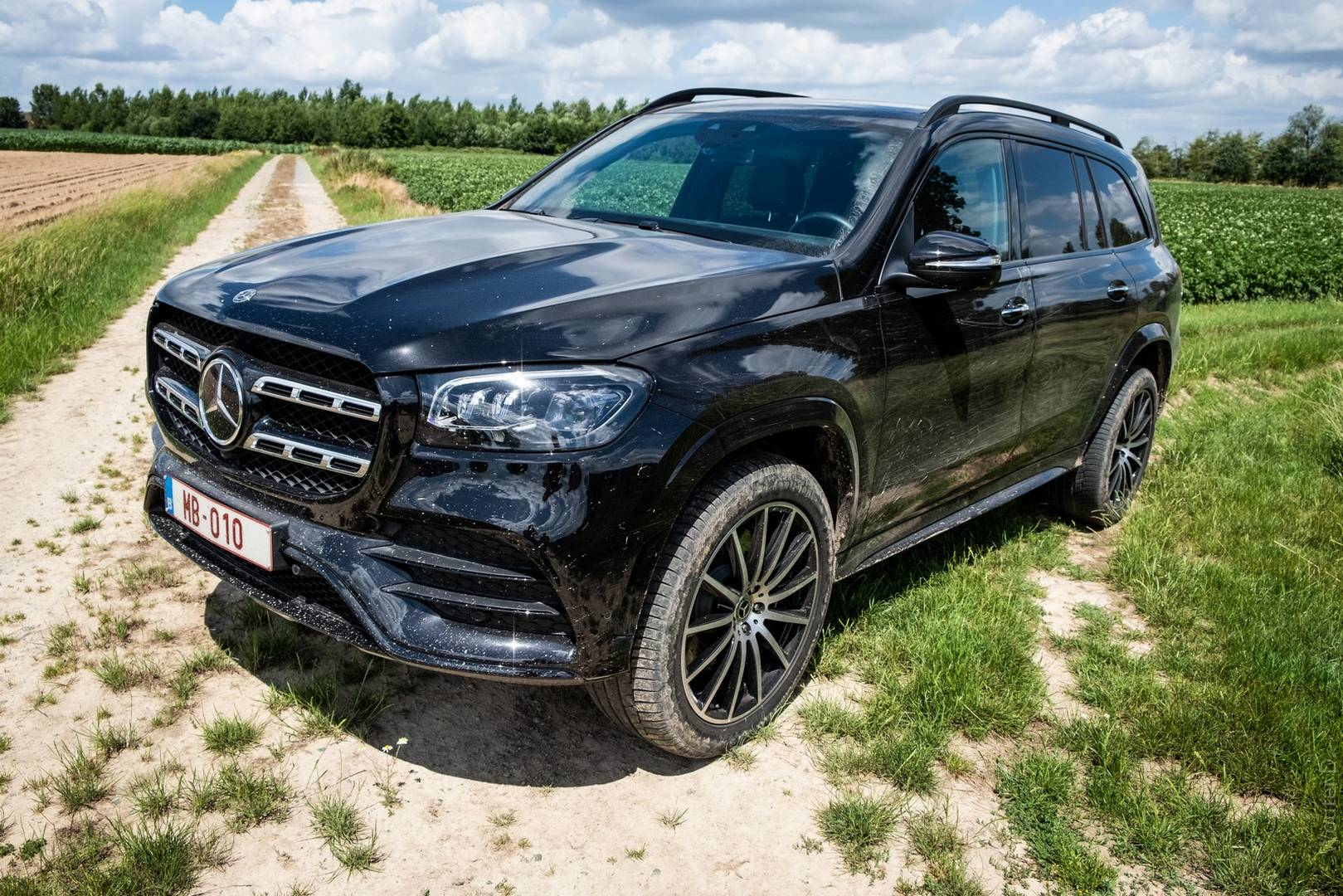 2020 Mercedes-Benz GLS 400d