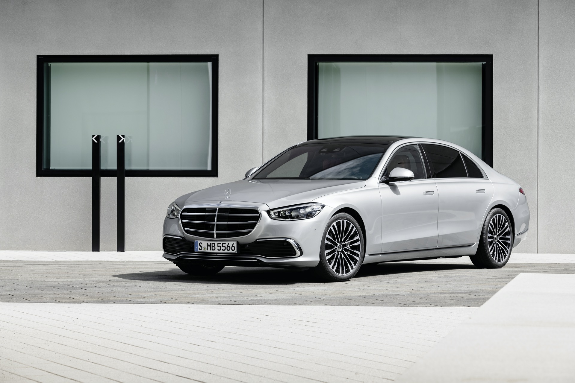 New Mercedes-Benz S-Class Revealed – The Seventh-Generation