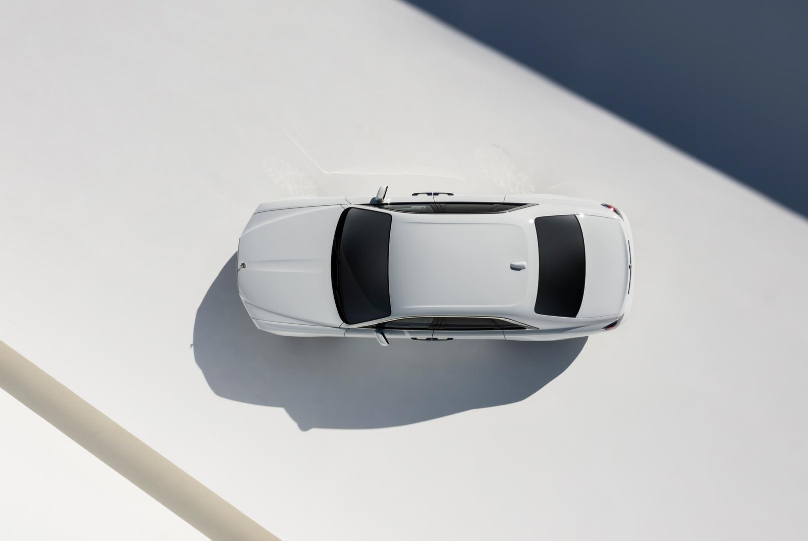 2021 Rolls-Royce Ghost Roof