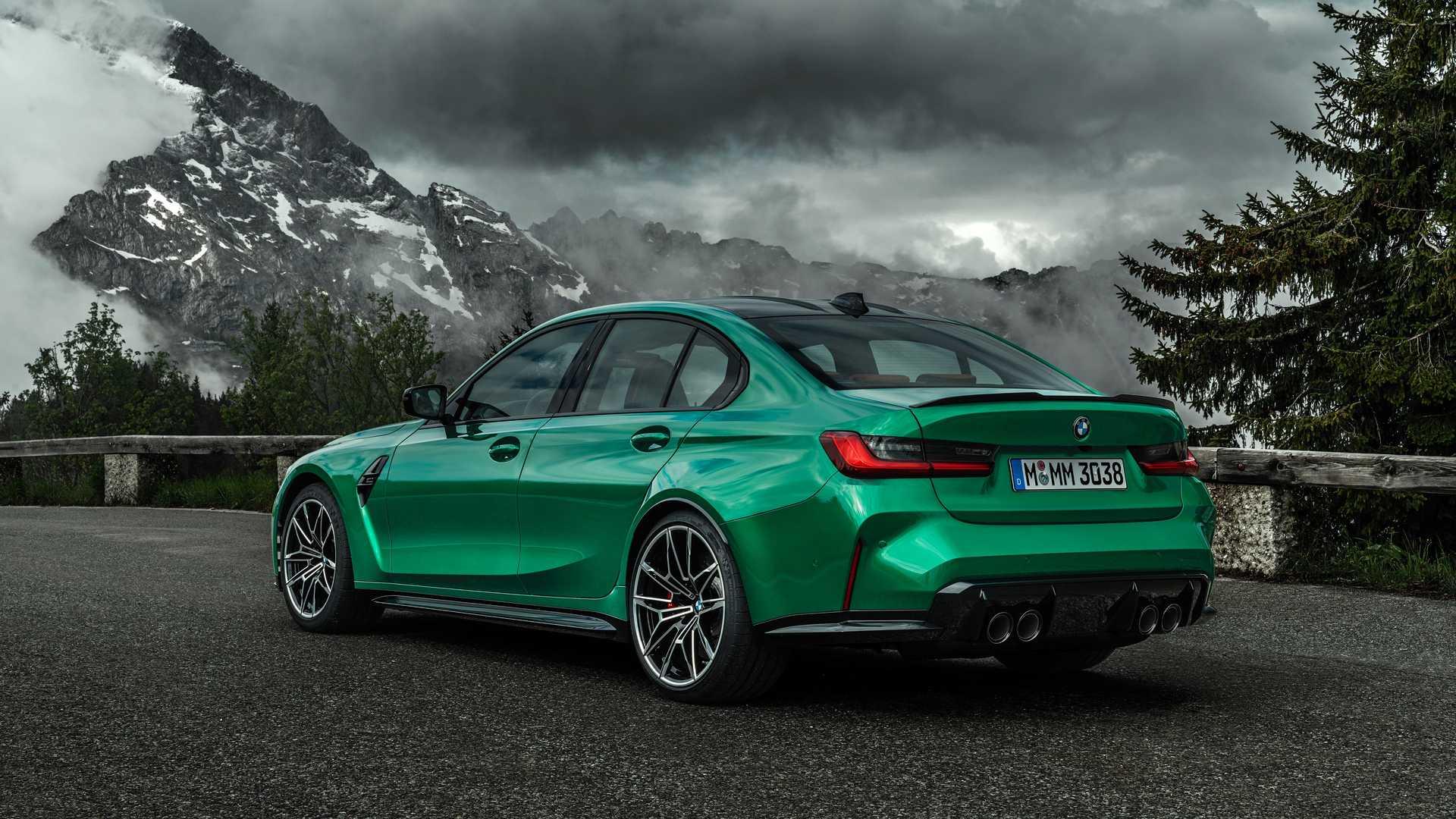 2021 BMW M3 Price