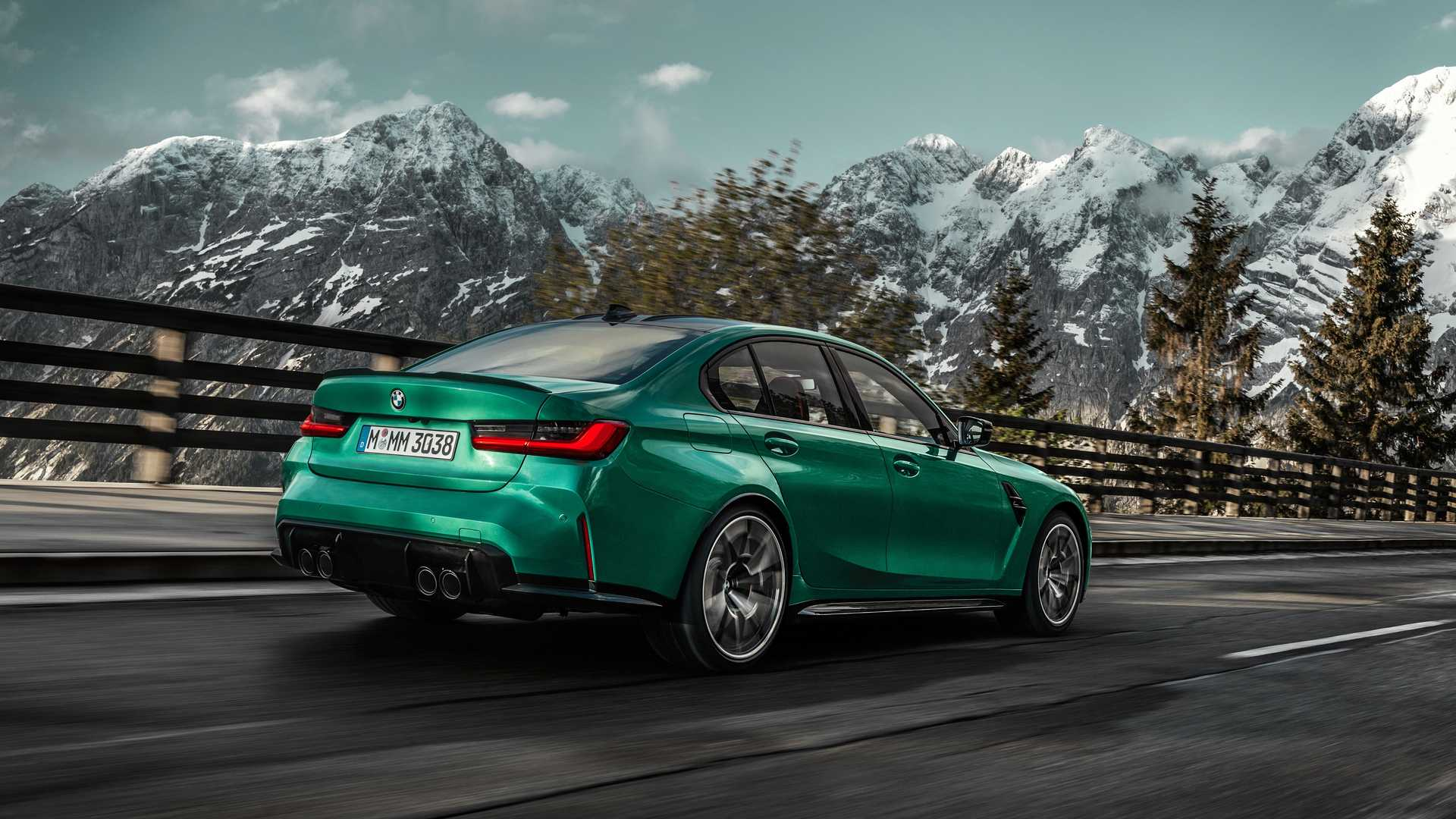 2021 BMW M3 Specs