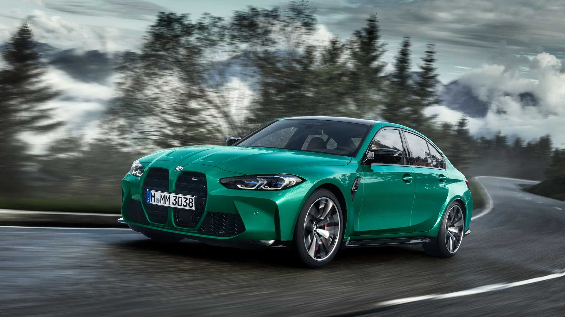 2021 BMW M3 Review