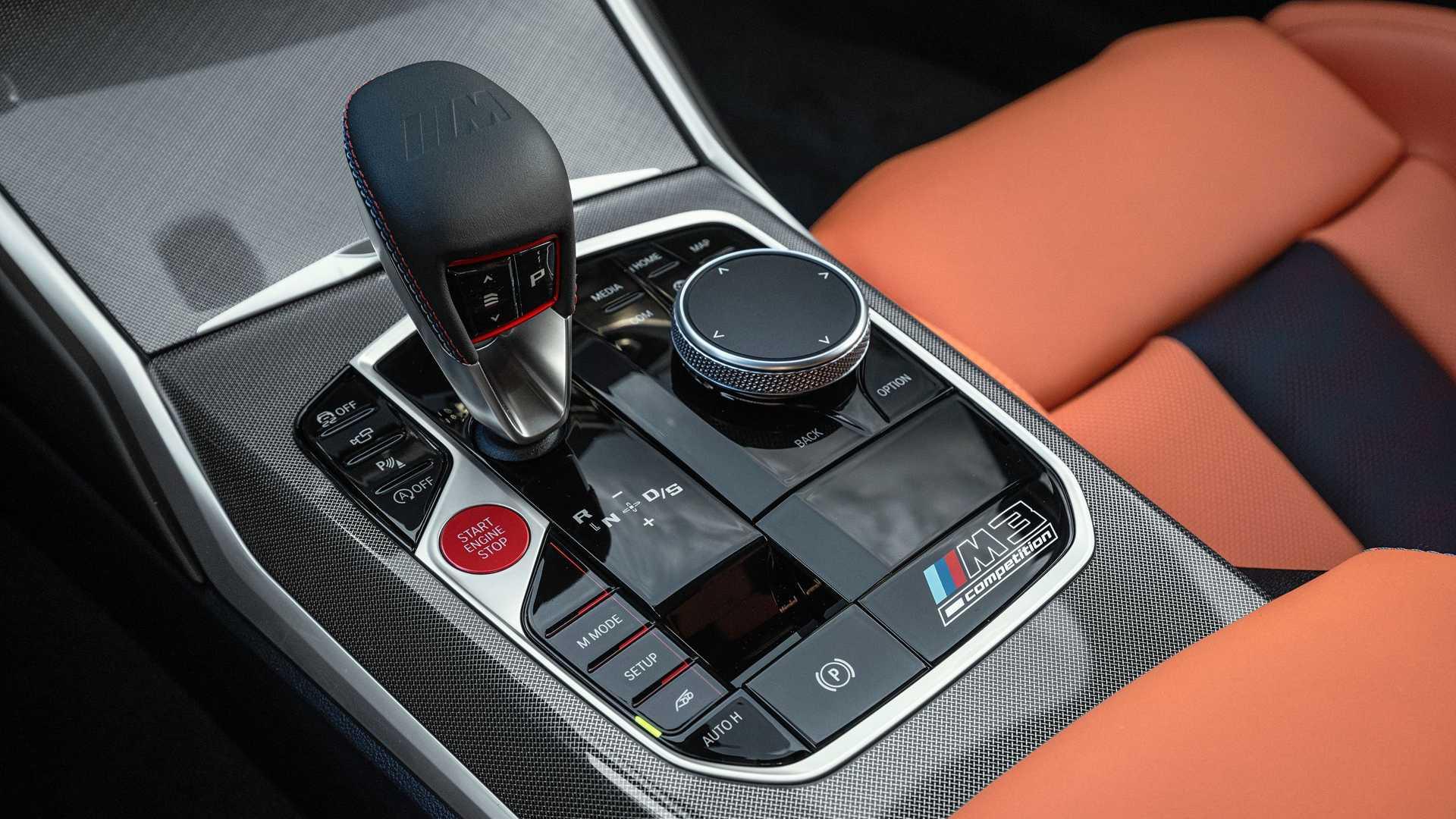 2021 BMW M3 Details