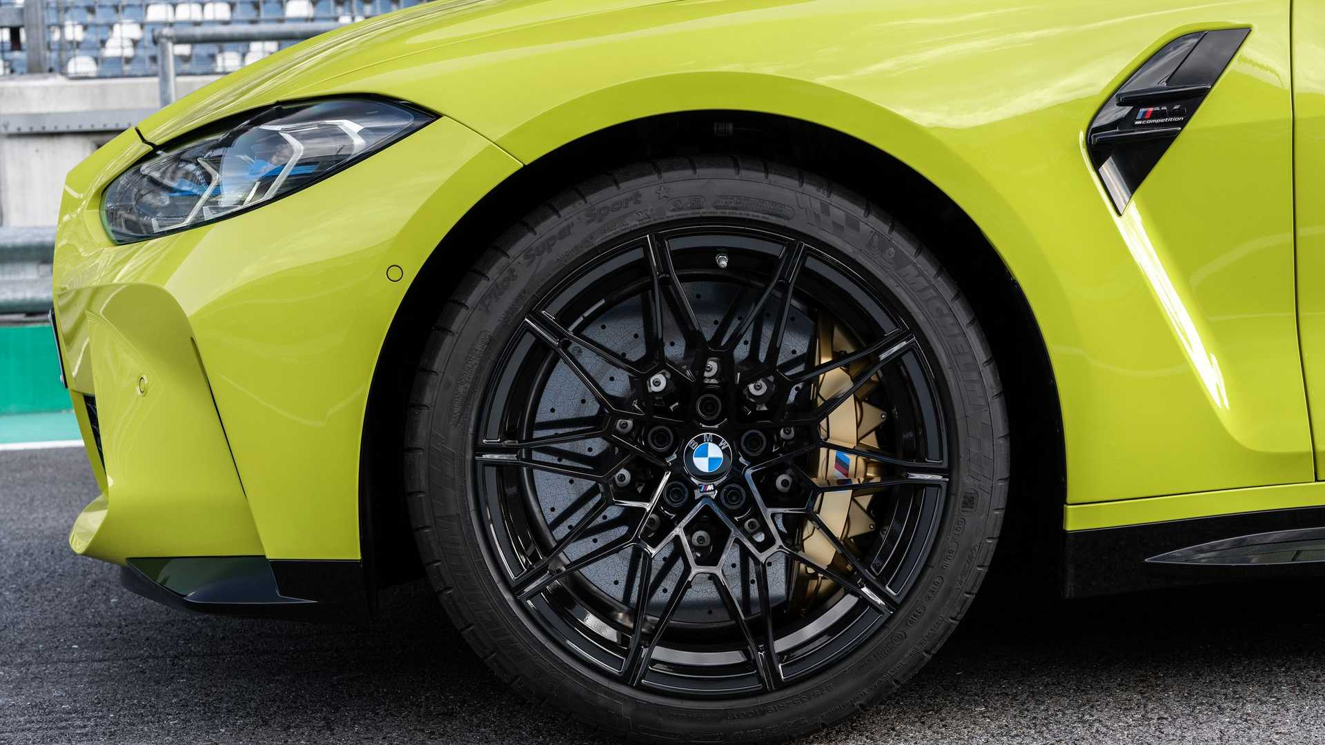 2021 BMW M4 Wheels