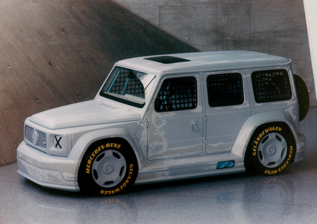 Mercedes-Benz G-Wagon Widebody