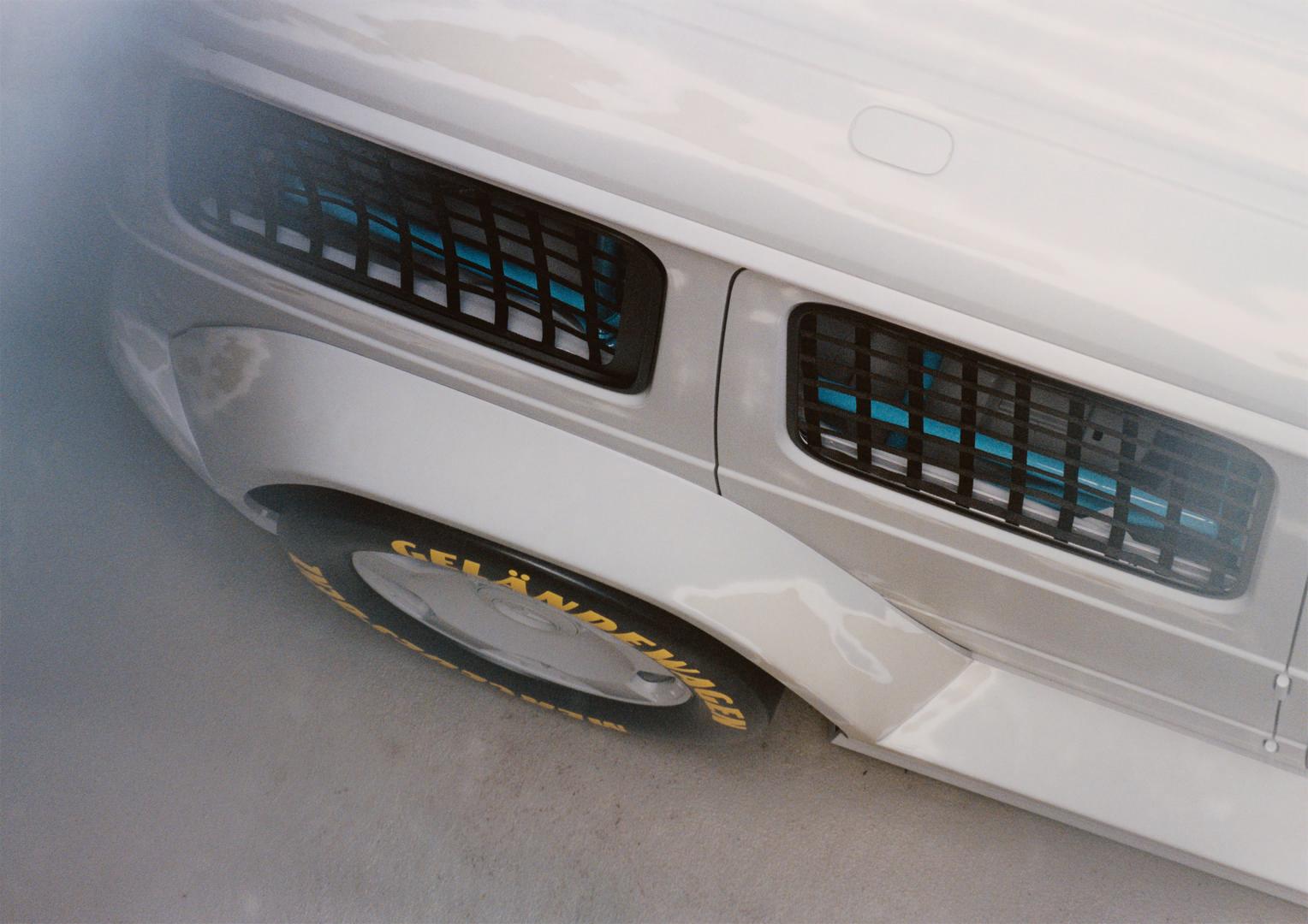 Mercedes-Benz G-Wagon Fender Flares