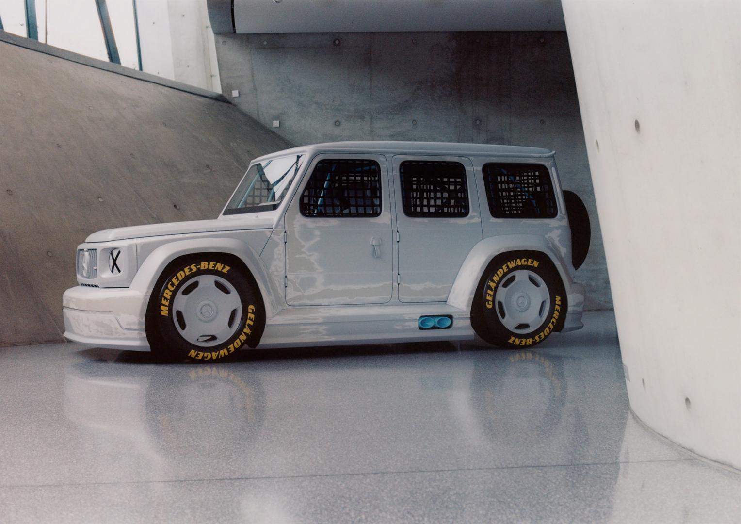 Mercedes-Benz G-Wagon Wheels