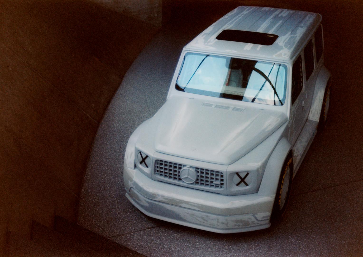 Designer Mercedes-Benz G-Wagon