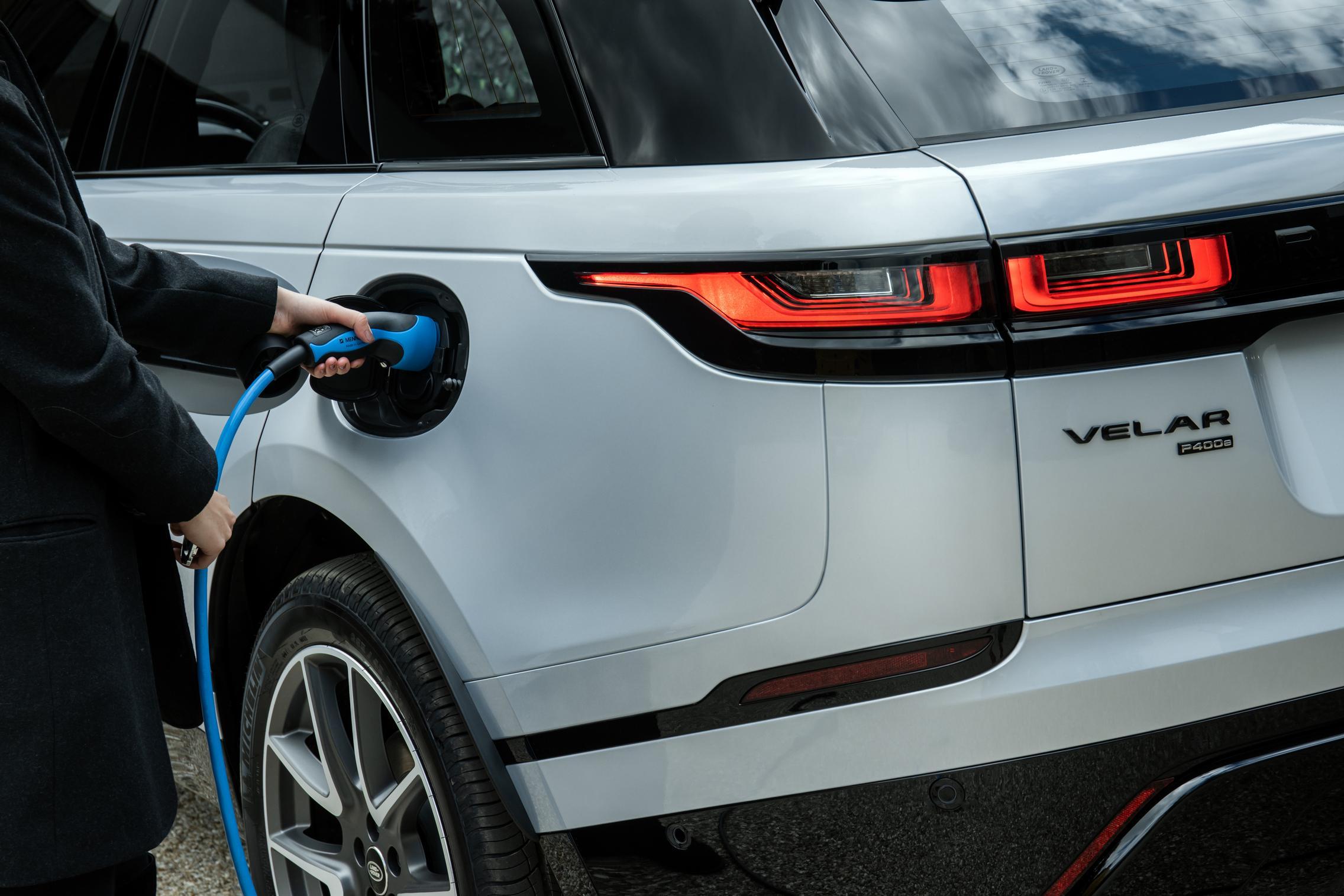 2021 Range Rover Velar PHEV
