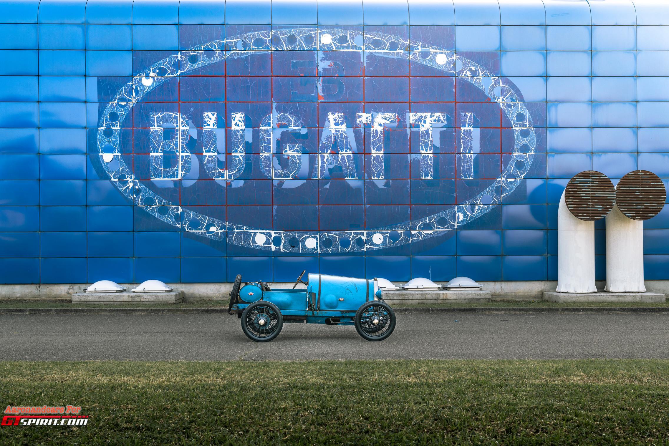 Pre War Bugatti