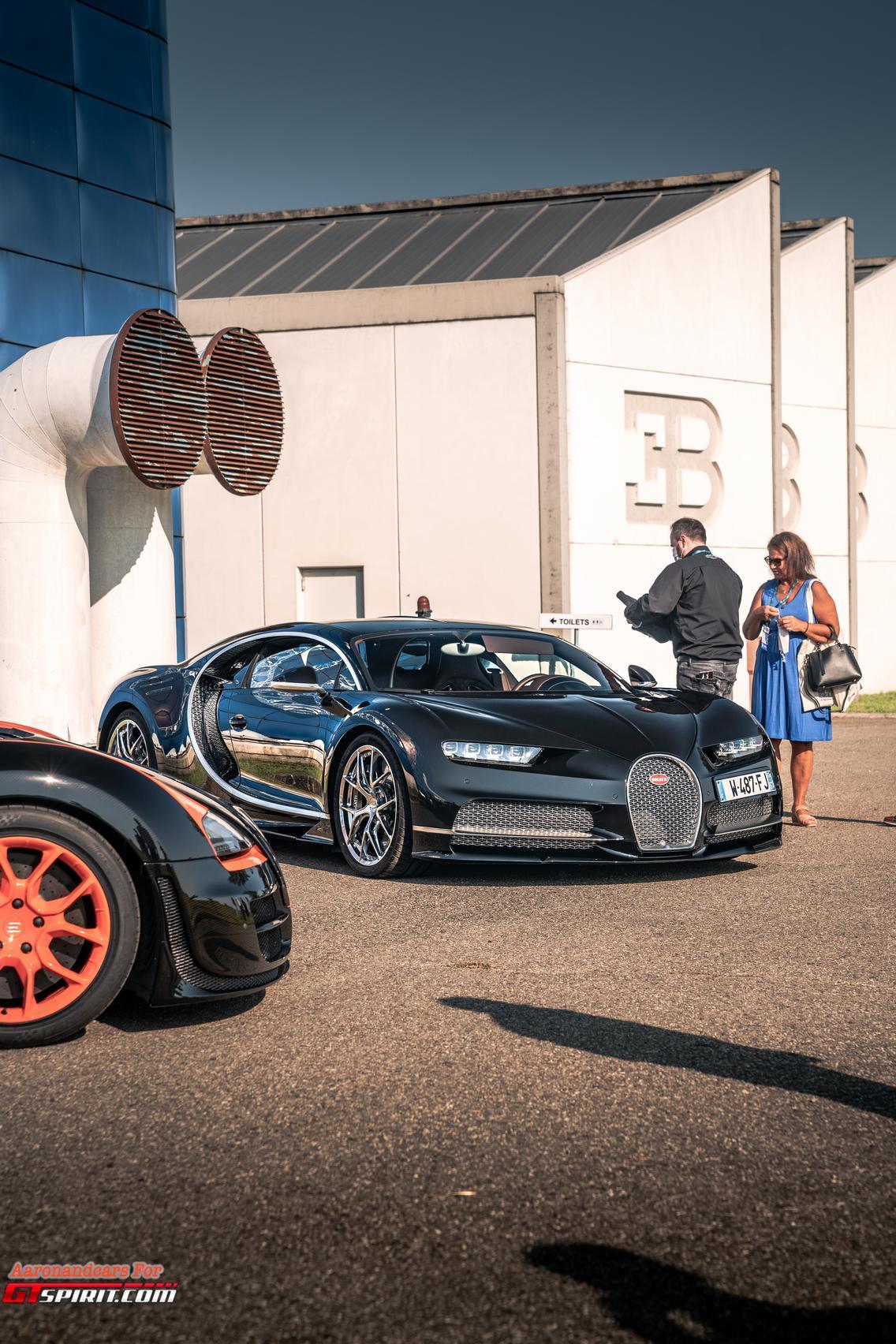 Bugatti Gathering
