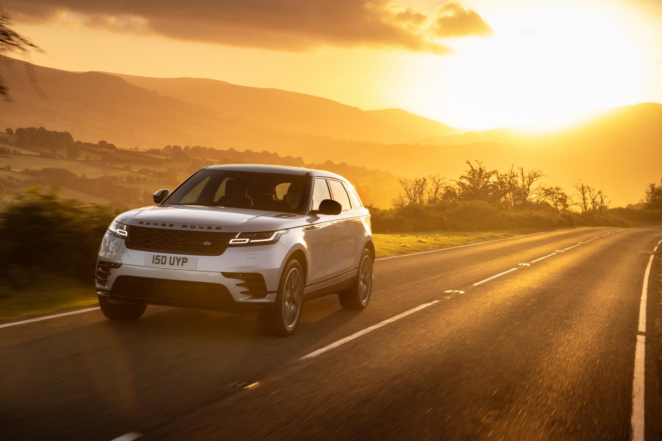 2021 Range Rover Velar Sunset