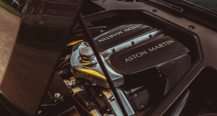 Aston Martin Victor Engine