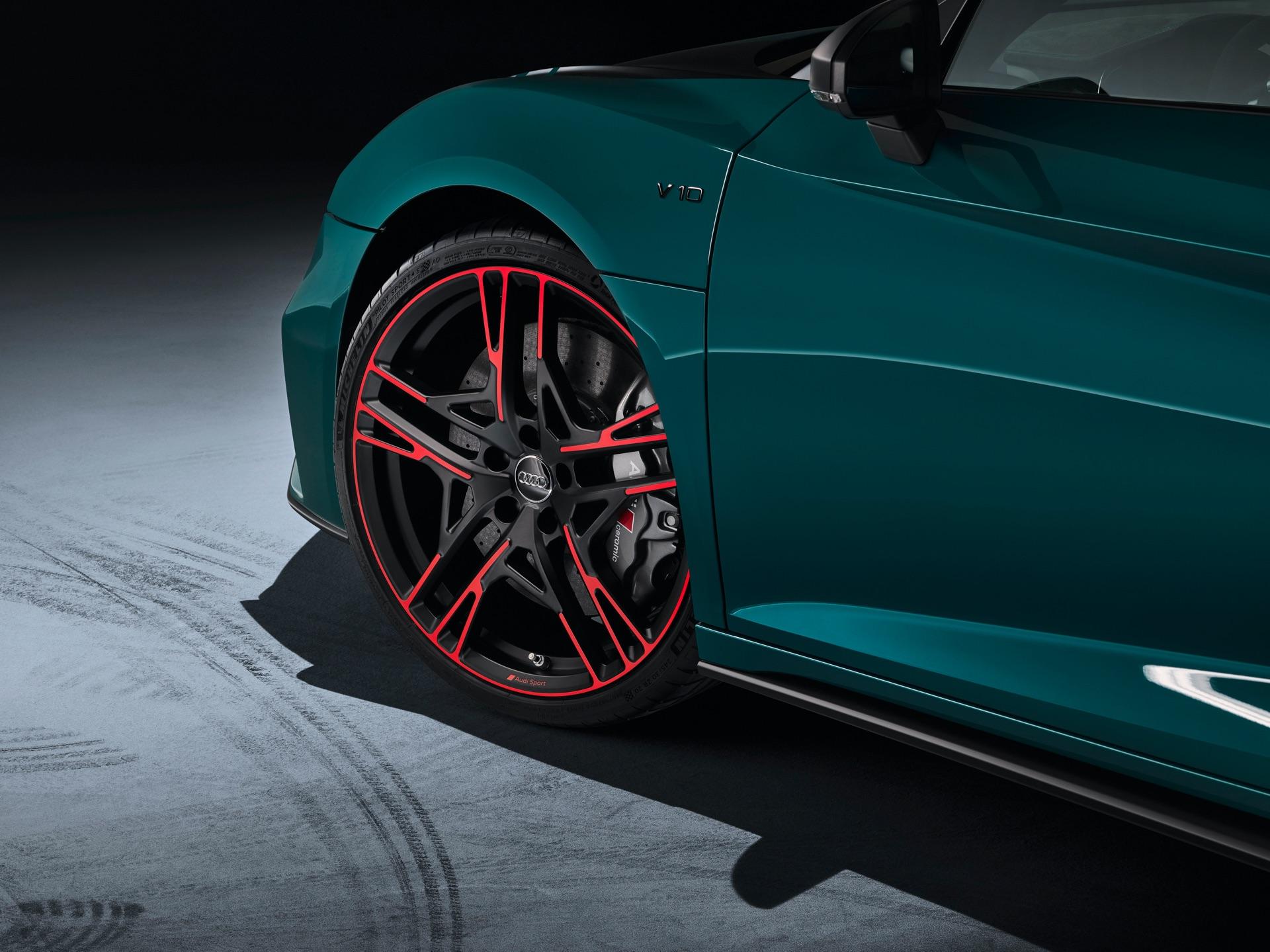 Audi R8 Green Hell Wheel